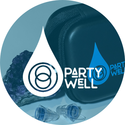 Party Well Logo
