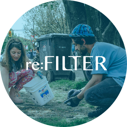re:Filter Solutions Logo